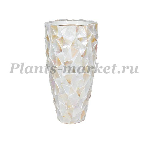 Кашпо Fleur Ami Shell Mother of pearl