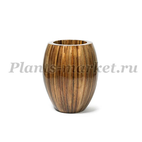 Кашпо Plants first choice Mellow planter round