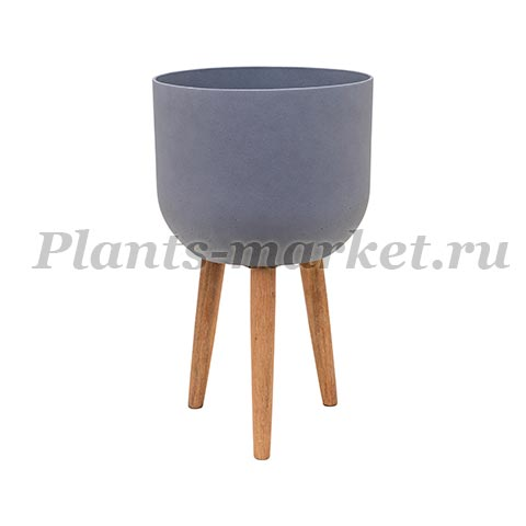 Кашпо Pottery Pots Refined retro with feet logan