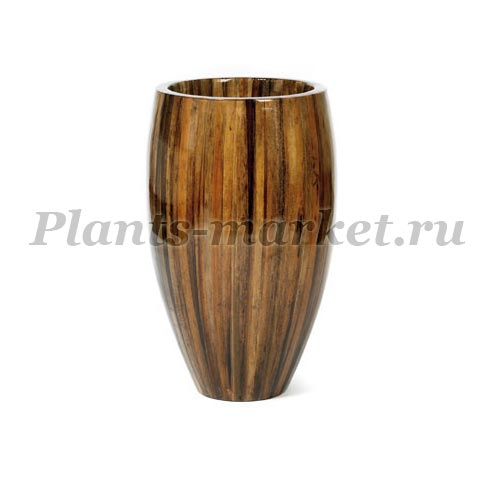 Кашпо Plants first choice Mellow planter round high